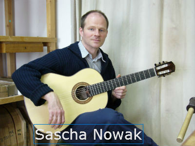 SASCHA NOWAK , Germany