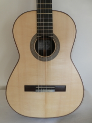 KEVIN ARAM   2020  Torres Spruce, Indian Rosewood  640 scale. Price : Please enquire.