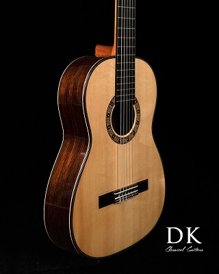 MICHAEL RITCHIE  Spruce top  2020  Price : 5,200.00