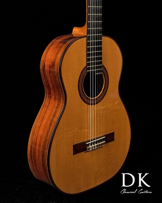 COLIN MORISON, Scotland  1999  Spruce, Indian Rosewood. Price : 1,900.00 GBP