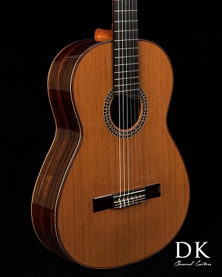 MICHAEL RITCHIE. Scotland Cedar, Indian Rosewood  2020   Price : 5,200.00 GBP