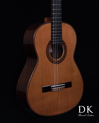 MICHAEL RITCHIE, Scotland Cedar, Indian Rosewood 2021